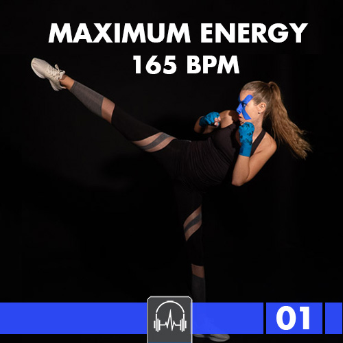MAXIMUM ENERGY 01